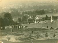 Otevření hřiště v roce 1961