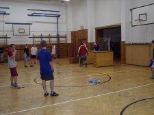 Soustředění dorostu a žáků